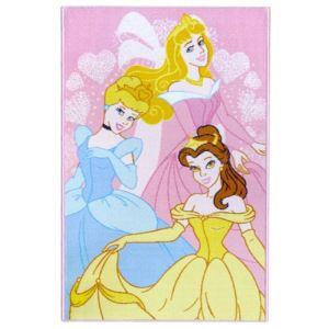 Fun House Tapis Princesses (120 x 80 cm)
