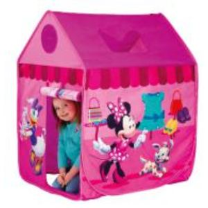 Worlds Apart Tente pop up Minnie Mouse
