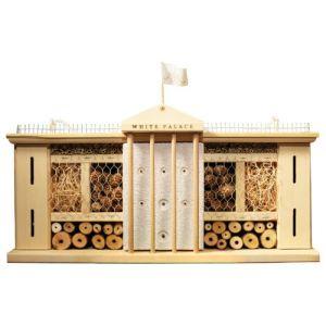 Luxusinsektenhotels Weisser Palast Hôtel à insectes