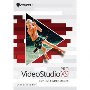 VideoStudio Pro X9 pour Windows