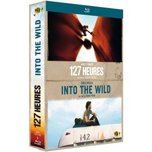 Coffret 127 heures + Into the wild