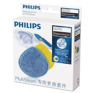 Philips FC8055/01 -  Replacement kit tampon en microfibre pour FC7012