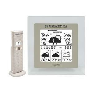 La crosse technology wd9521 station m t o france pour for Station meteo temperature interieure et exterieure