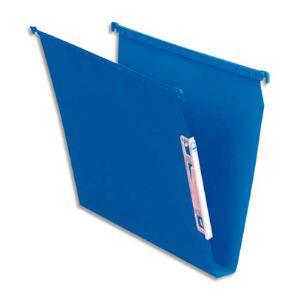 Fast Boîte de 25 dossiers suspendus Paperflow pour armoire en kraft (fond : 30 mm)