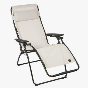 Lafuma Futura - Fauteuil de relaxation multi-positions (toile batyline)