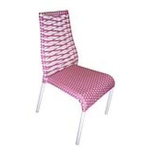 Art & Jardin 2 chaises de jardin Primavera Color en résine tressée