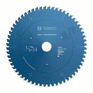Bosch 2608642528 - Lame de scie circulaire Expert for Multi Material, 254 x 30 x 2,4 mm, 80 dents