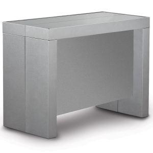 table extensible gris comparer 534 offres. Black Bedroom Furniture Sets. Home Design Ideas