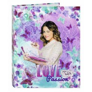 Safta Classeur Violetta Disney