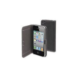Muvit MUSLI0465  - Housse portefeuille pour iPhone 4s/4