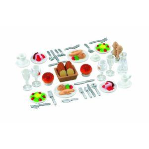Epoch Sylvanian Families 2818 - Set de dîner pour deux