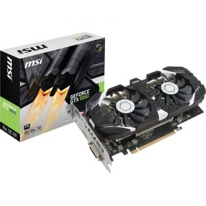 MSI V809-2286R - Carte graphique GeForce GTX 1050 2GT OC