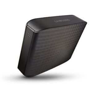 "Samsung HX-D301TDB - Disque dur externe D3 Station 3 To 3.5"" USB 3.0"