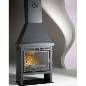 Invicta 6185-30 - Poêle cheminée Doncheville