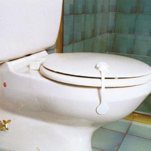 Babysun DB123 - Loquet souple pour toilettes et réfrigérateur