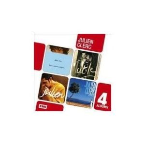 Julien Clerc (Coffret 4 CD)