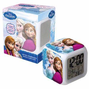 Mercier Toys Réveil numérique La Reine des Neiges