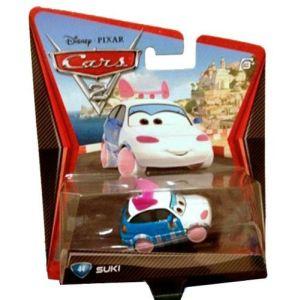 Mattel Cars 2 Suki