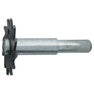 SCID 3341 - Fraise acier au carbone à rainurer sur chant Diamètre 30 mm Longueur 1,5 mm