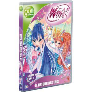 Winx Club - Saison 7 Vol. 4 : Le Retour des Trix