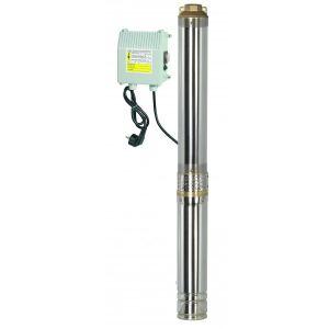 Ribiland PRPGP1100/94 - Pompe à eau 1100W 14 turbines débit max 4000 l/h