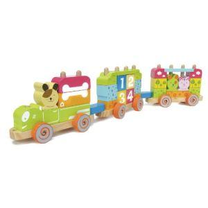 House of Toys Le train de Kapi