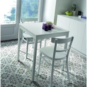 158 offres table carree 75x75 comparez avant d 39 acheter for Table pliante pour petite cuisine
