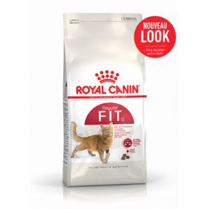 Royal Canin Nutrition Equilibre Fit 32 - Croquettes pour chat adulte 10 kg