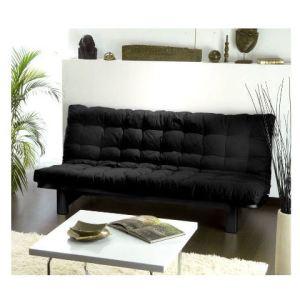 Banquette lit Lara avec matelas futon (135 x 190 cm)