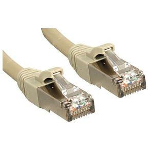 Lindy 45597 - Câble réseau patch cat.6 S/FTP PIMF Premium sans halogène 100 m.