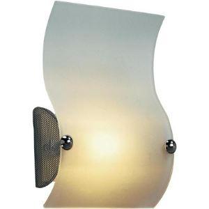 SLV by DECLIC Lampe murale Crest I en verre