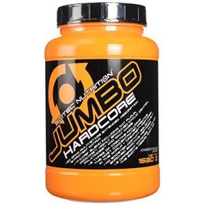 Scitec nutrition Jumbo Hardcore - 1530 g Brownie Praline