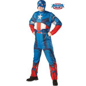 Rubie's Déguisement Captain America
