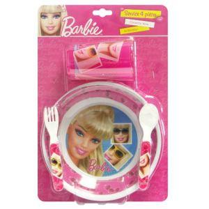Spel 004596 - Set repas 4 pièces Barbie