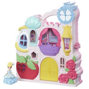 Hasbro Château des Mini-Princesses Disney Princess