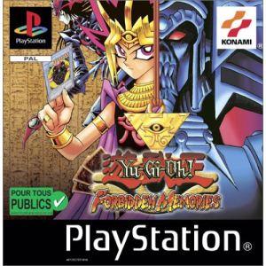 Yu-Gi-Oh! Forbidden Memories sur PSone