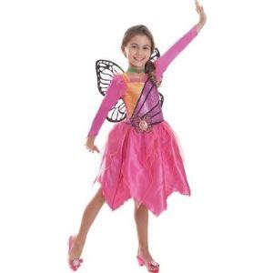Déguisement Barbie Mariposa premium (3-5 ans)
