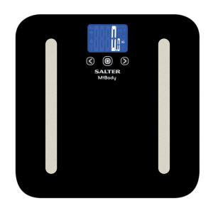 Salter 9154BK3R - Pèse-personne et impédancemètre électronique