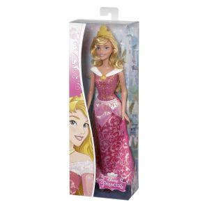 Mattel Poupée Aurore Paillettes Disney Princesse