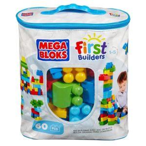 Mega Bloks 08416U First Builders - Sac de blocs médiums