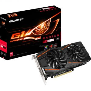 GigaByte GV-RX470G1 GAMING-4GD - Carte graphique Radeon RX 470 G1 GAMING 4Go DDR5