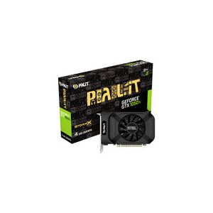 Palit NE5105T018G1F - Carte graphique GeForce GTX 1050 Ti StormX 4 Go