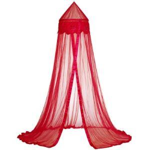 ciel de lit rouge comparer 55 offres. Black Bedroom Furniture Sets. Home Design Ideas