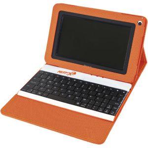 Oregon scientific OP0118-13-KB - Pochette de protection avec clavier Bluetooth pour tablette Meep! X2