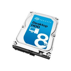 "Seagate ST8000DM002 - Disque dur interne Desktop 8 To 3.5"" SATA III"