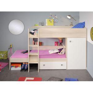 Swithome Teen - Lits superposés (90 x 200 cm)