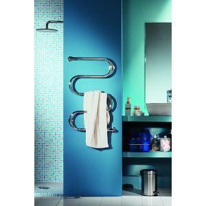 Lvi Athena S Chrome - Radiateur sèche-serviettes électrique