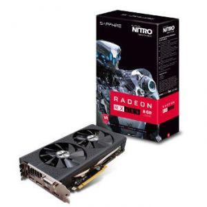Sapphire Technology 11260-01-20G - Carte graphique ATI Radeon RX 480 Nitro+ 8 Go GDDR5 PCI Express
