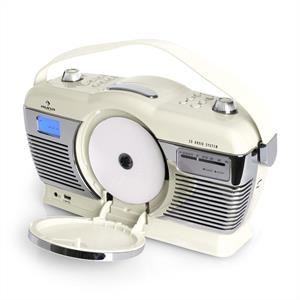 ICES ISCD-33 - Radio CD rétro