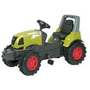 Rolly Toys Tracteur à pédales Claas Arion 640